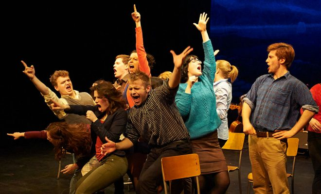 Come From Away is Broadway Bound