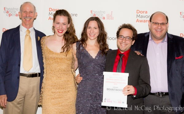 Sheridan Shines at Dora Awards