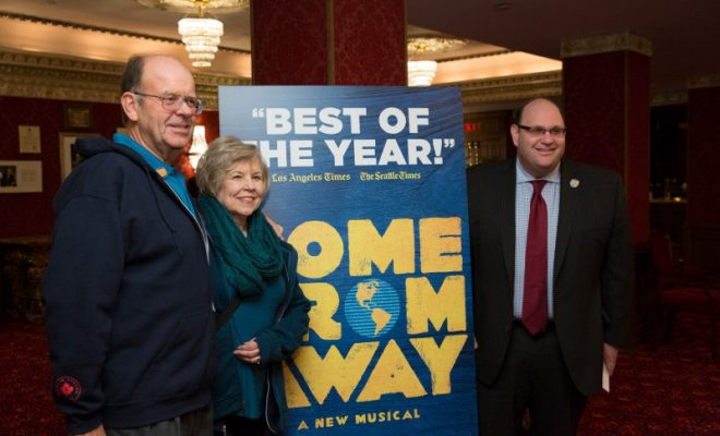 How Come From Away Made it to Broadway